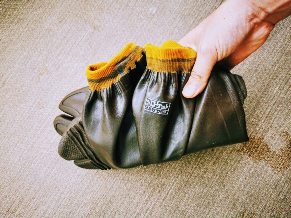 マルカツ農業用田植え長靴